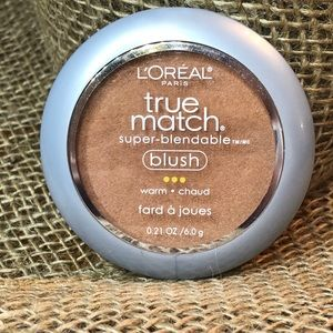 L'Oreal True Match Blush W 3-4 Barely Blushing